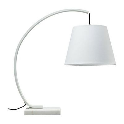 Kare Design - Lampe � poser-Kare Design-Lampe de table Arco blanc