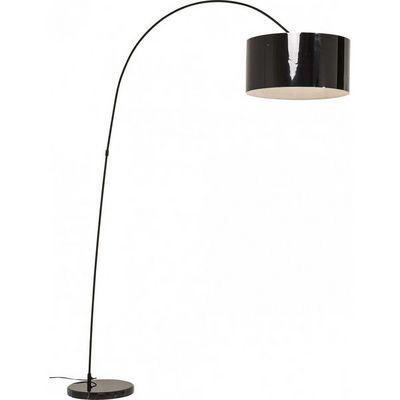 Kare Design - Lampadaire-Kare Design-Lampadaire Curve Noir