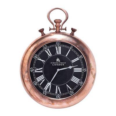 Kare Design - Horloge murale-Kare Design-Horloge Pocket Copper