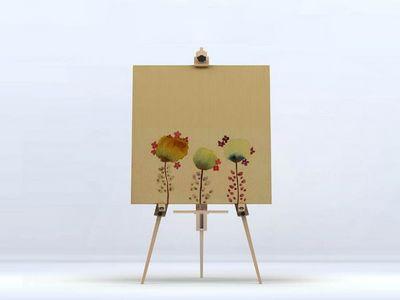 la Magie dans l'Image - Impression numérique sur toile-la Magie dans l'Image-Toile 3  Poppies