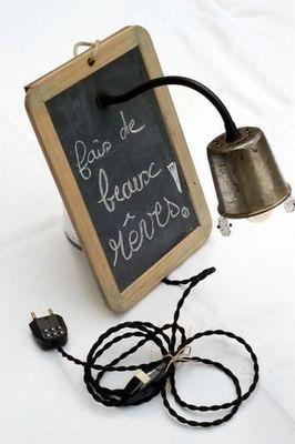 dedale-s - Applique Enfant-dedale-s-Les ardoises électriques Dédale...l'atel