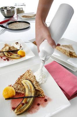Mastrad - Siphon à crème et mousses-Mastrad-Siphon Crèmes