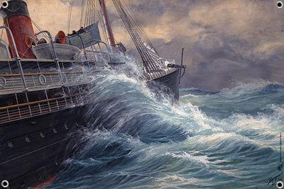 KIPEUK déco - Marine-KIPEUK déco-d'Alphonse BONQUART