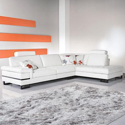 Cuir Center - Canapé d'angle-Cuir Center-ANGEL