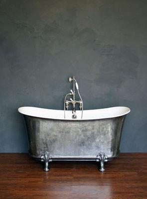 THE BATH WORKS - Baignoire sur pieds-THE BATH WORKS-Saracen