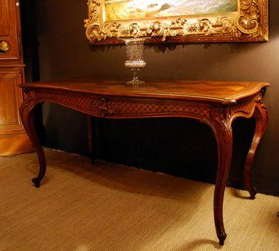 Antiquités Passion - Table à gibier-Antiquités Passion