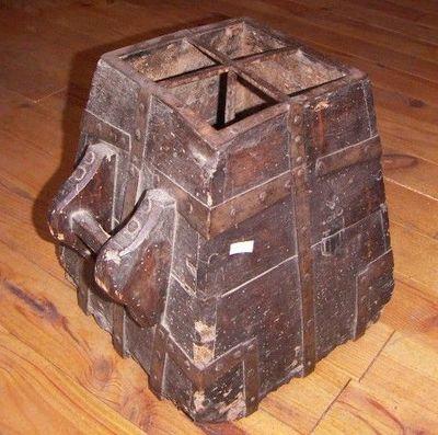 ACI Antiquités - Mesure à grain-ACI Antiquités