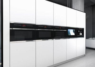 Kuppersbusch - Four �lectrique-Kuppersbusch-concept line / black chrome edition