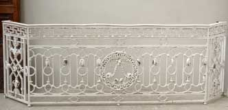 GALERIE MARC MAISON - Balcon-GALERIE MARC MAISON-Antique 18th century Louis XVI balcony
