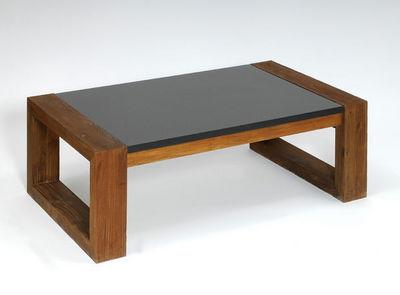 Marbrerie Rouillon - Table basse rectangulaire-Marbrerie Rouillon-Bombay