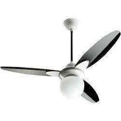 LA BOUTIQUE DE L'AIR - Ventilateur de plafond-LA BOUTIQUE DE L'AIR-Ventilateur de plafond SENORITA Noir 120cm 3 pales