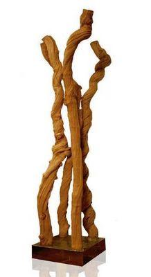 MEMOIRE DES ORIGINES - Sculpture-MEMOIRE DES ORIGINES-Standing roots carré