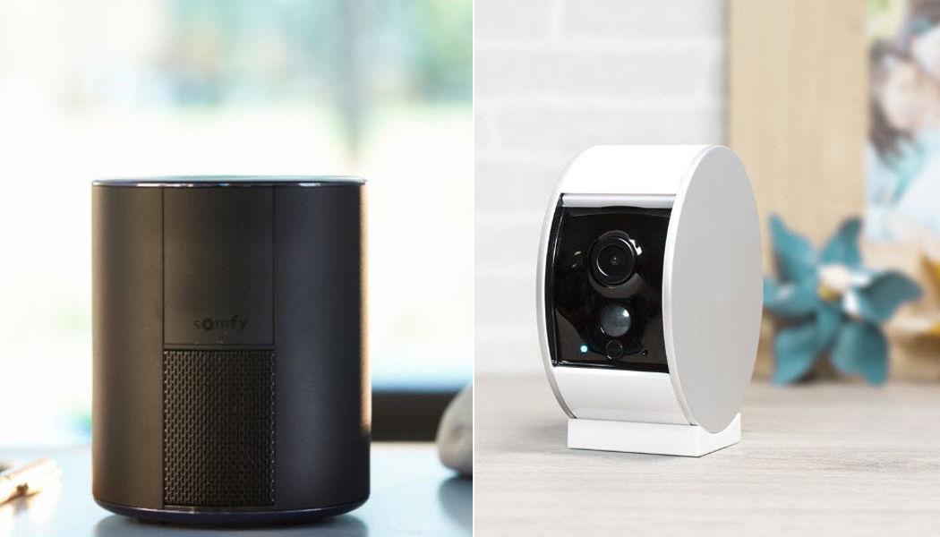 SOMFY Security camera Intercom phones & video surveillance Home automation   