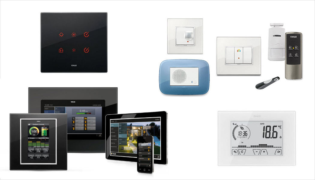VIMAR Others Various home automation accessories Various home automation accessories Home automation  |