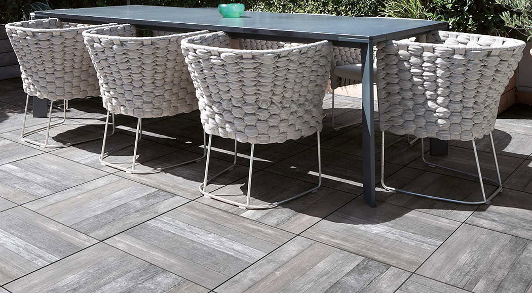 CASA DOLCE CASA-CASAMOOD Terrace slab Outside floors Flooring  |