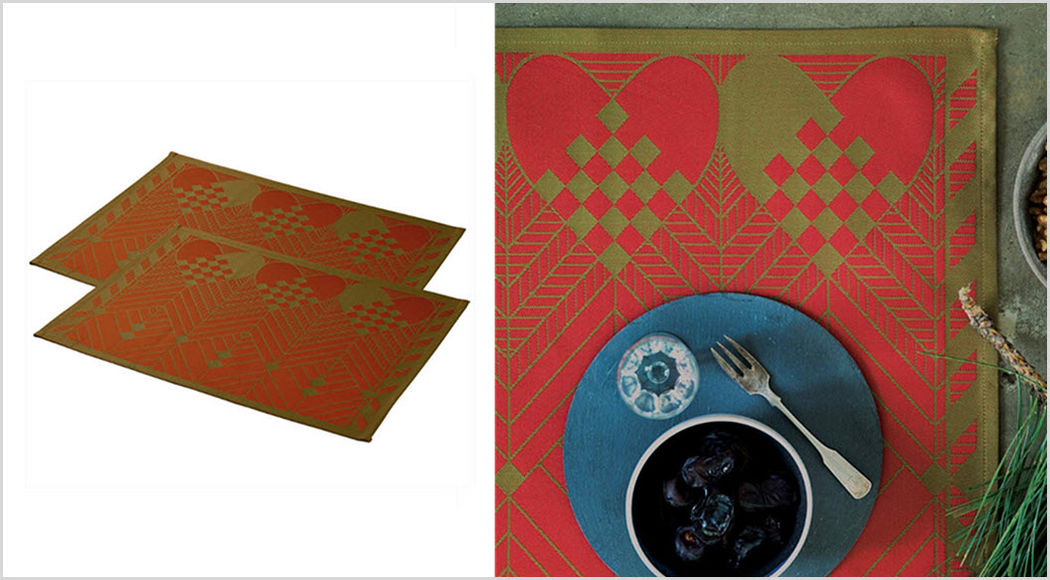 GEORG JENSEN DAMASK Placemat Table sets Table Linen  |