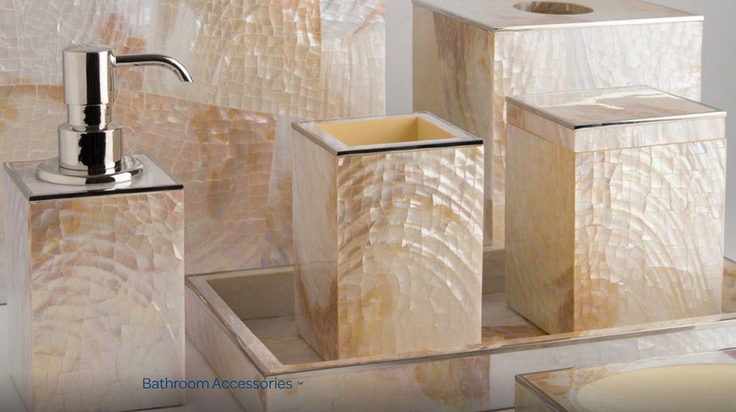 OBJET LUXE Bathroom accessories (Set) Bathroom accessories Bathroom Accessories and Fixtures  |
