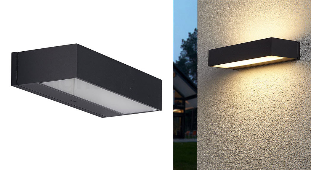 Bega Outdoor wall lamp Outside wall lamp fittings Lighting : Outdoor  |