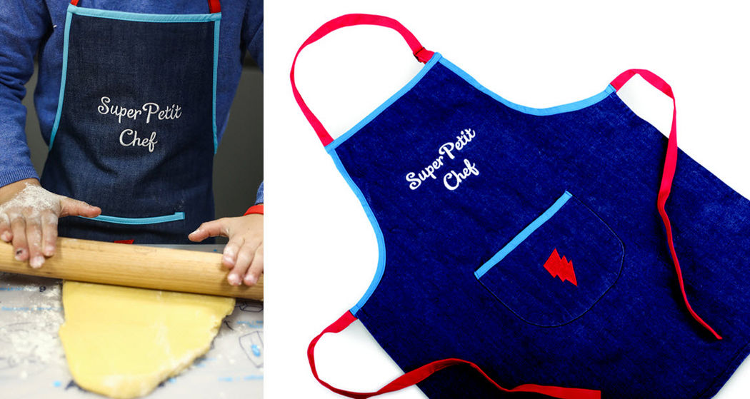 SUPERPETIT Children's apron Various children's items Children's corner  |