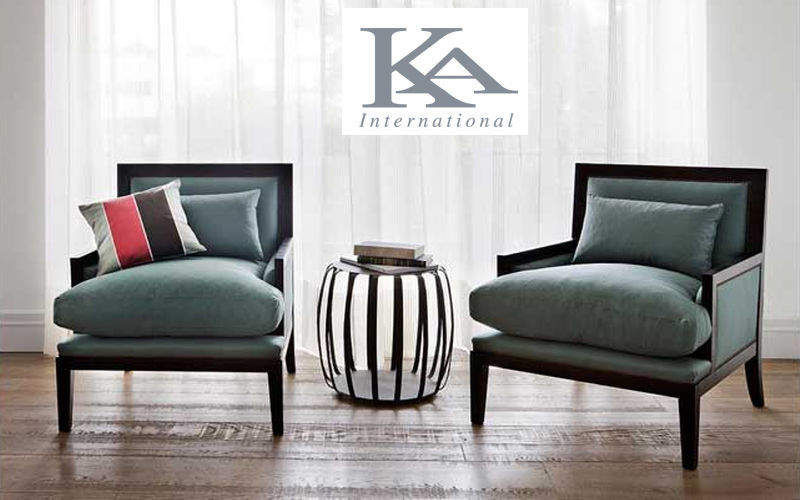 KA INTERNATIONAL Wingchair Armchairs Seats & Sofas Living room-Bar | Classic