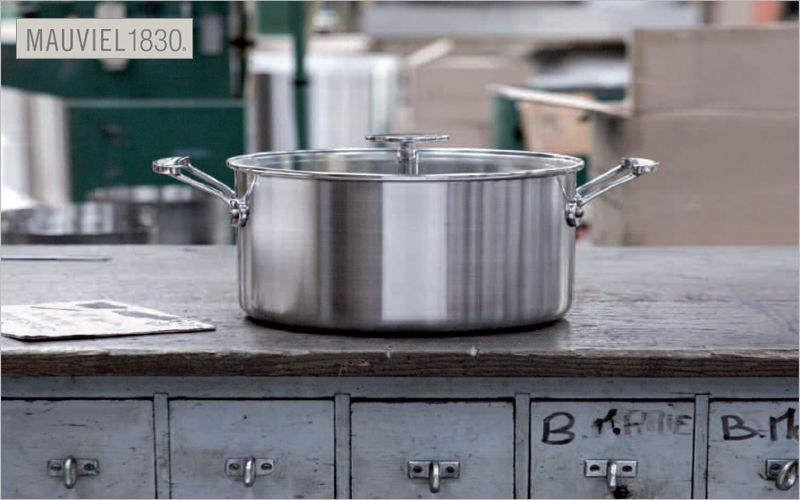 Mauviel Kitchen | Design Contemporary