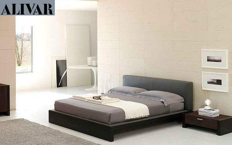 Alivar Double bed Double beds Furniture Beds Bedroom | Design Contemporary