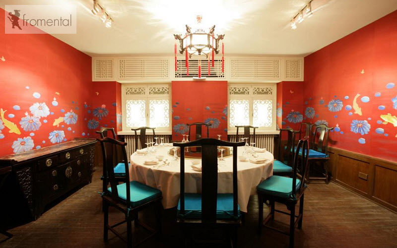 Fromental Wallpaper Wallpaper Walls & Ceilings Dining room   Elsewhere