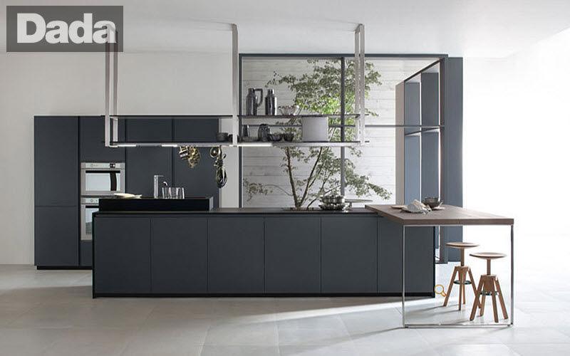 Dada Built in kitchen Fitted kitchens Kitchen Equipment Kitchen | Design Contemporary