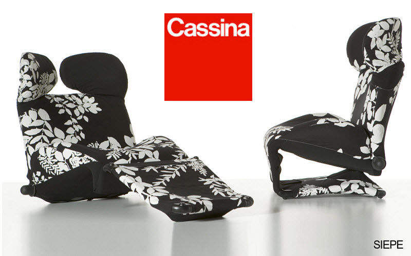 Cassina Recliner Armchairs Seats & Sofas Living room-Bar |