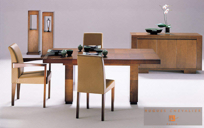 Hugues Chevalier Dining room Dining tables Tables and Misc. Dining room | Design Contemporary