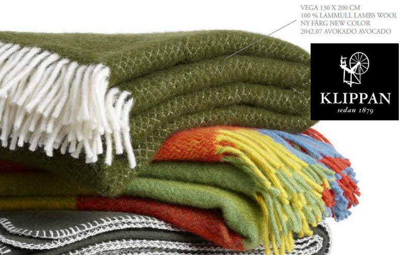 Klippan Tartan rug Bedspreads and bed-blankets Household Linen  |
