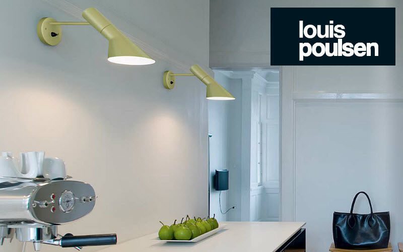 Louis Poulsen Wall lamp Interior wall lamps Lighting : Indoor Kitchen | Design Contemporary