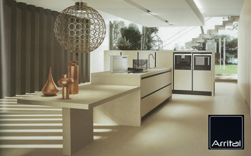 ARRITAL CUCINE Built in kitchen Fitted kitchens Kitchen Equipment Kitchen | Design Contemporary