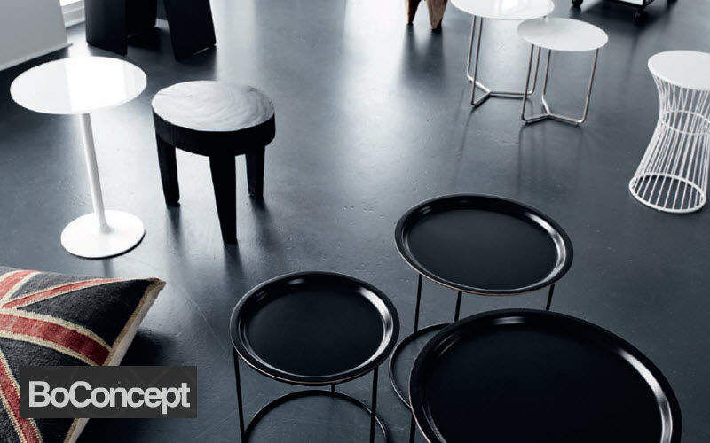 BoConcept France Pedestal table Occasional table Tables and Misc.  |