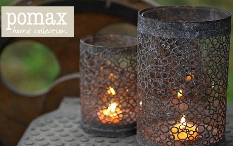Pomax Candle jar Candles and candle-holders Decorative Items  |