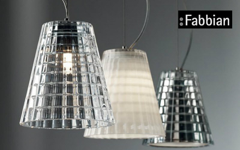 Fabbian Hanging lamp Chandeliers & Hanging lamps Lighting : Indoor Dining room | Contemporary