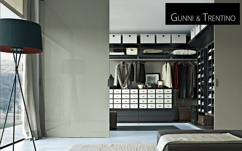 Gunni & Trentino Dressing in U Dressing rooms Wardrobe and Accessories  |