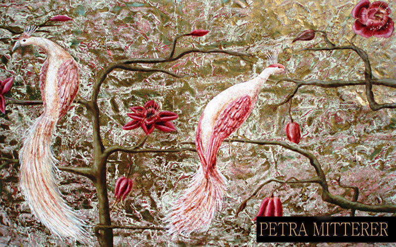 ATELIER PETRA MITTERER Fresco Wall decorations Ornaments Entrance | Classic