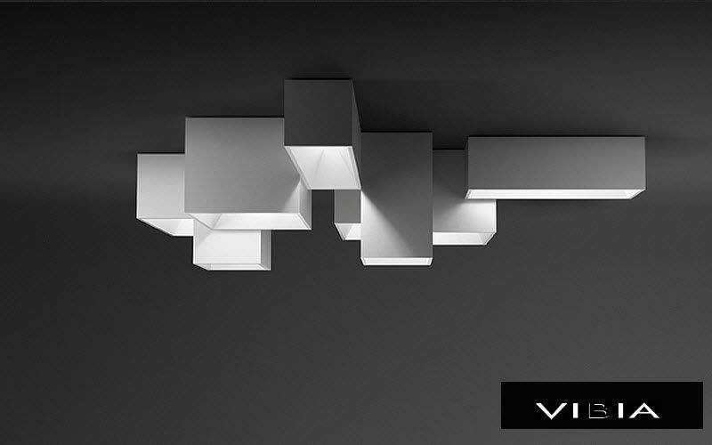 VIBIA Office ceiling lamp Chandeliers & Hanging lamps Lighting : Indoor Home office |