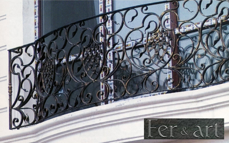 Fer et Art Balcony Balconies Doors and Windows  |
