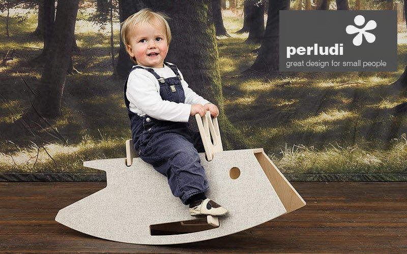 PERLUDI Rocking Horse Various toys and games Games and Toys  |