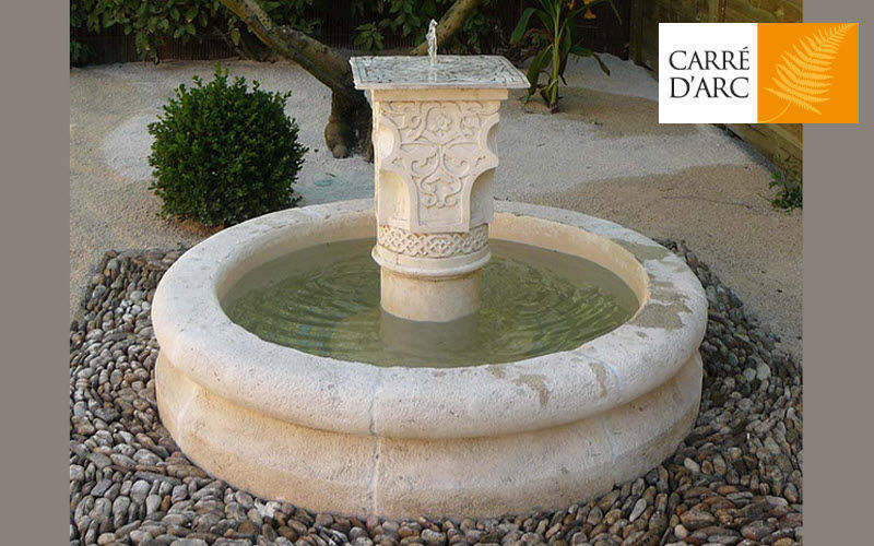 CARRE D'ARC Garden pond Various Garden Gazebos Gates...  |
