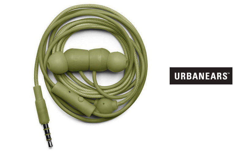 URBANEARS Ear-bud Hifi & Sound High-tech  |