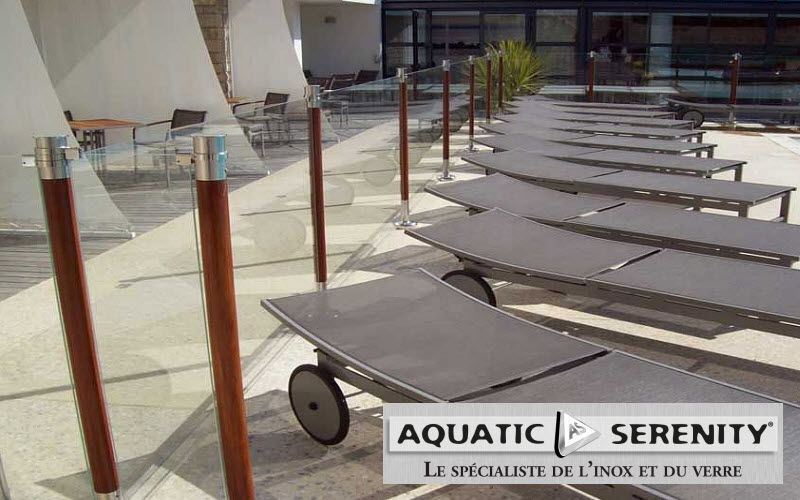 AQUATIC SERENITY Pool fence Safety Swimming pools and Spa  |
