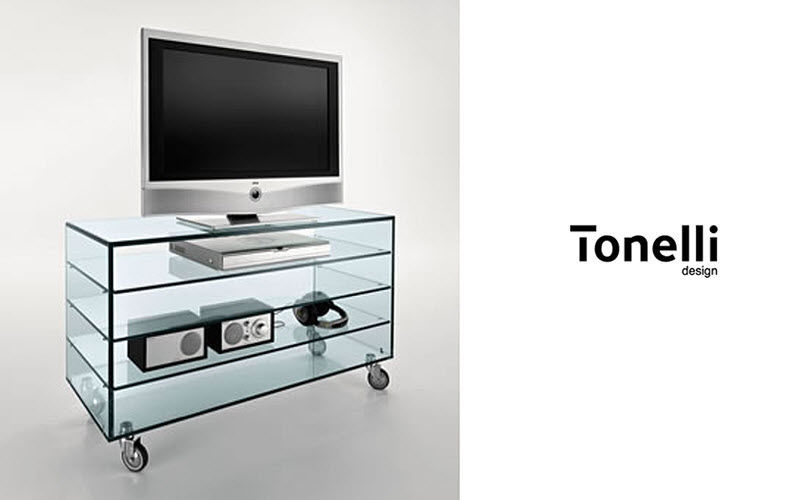 Tonelli Media unit Media units Storage  | Design Contemporary
