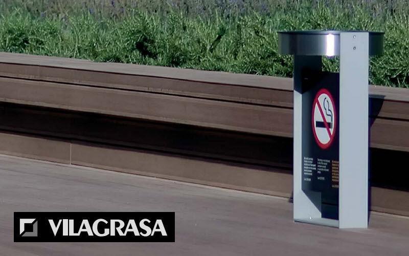 VILAGRASA Urban public ashtray Street furniture Outdoor Miscellaneous  |
