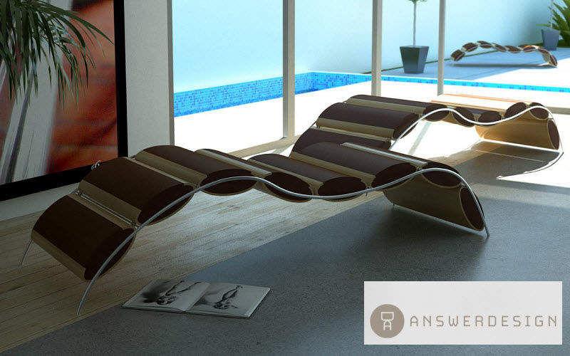 ANSWERDESIGN Lounge chair Méridienne' sofa Seats & Sofas  |