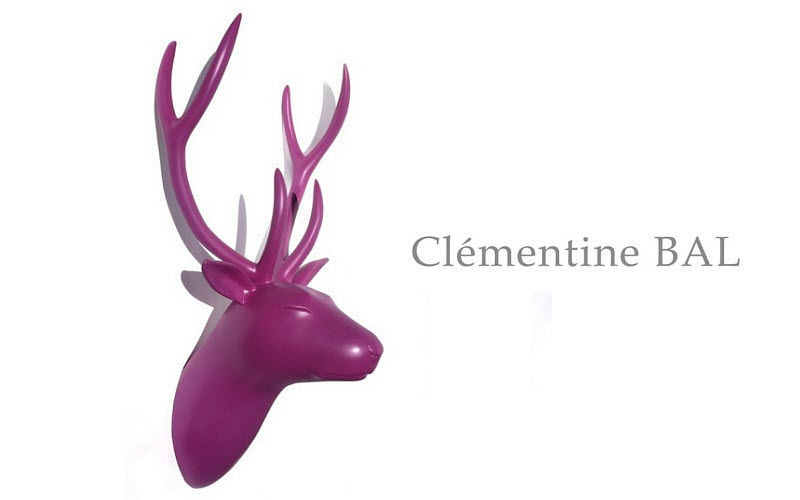 CLÉMENTINE BAL Hunting trophy Taxidermy and hunting trophy Ornaments  |