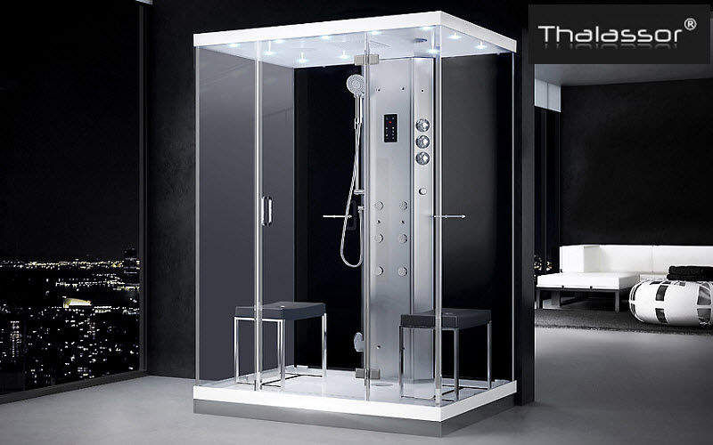 Thalassor Hammam shower cabinet Showers & Accessoires Bathroom Accessories and Fixtures  |