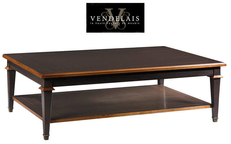 Atelier Du Vendelais Rectangular coffee table Low tables Tables and Misc.  | Classic